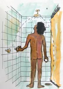 10 Bobby's shower