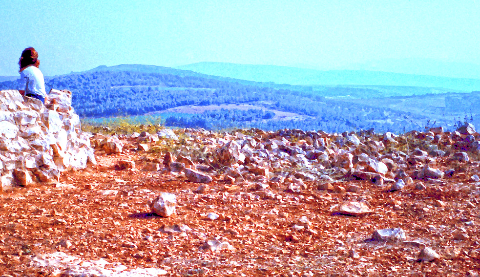 On Gilboa - Israel
