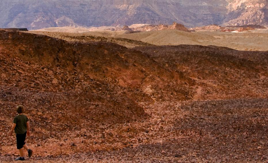 Timna - Negev Desert