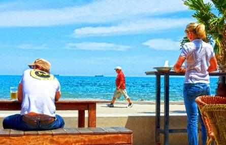 6 St Kilder Beach Cafe