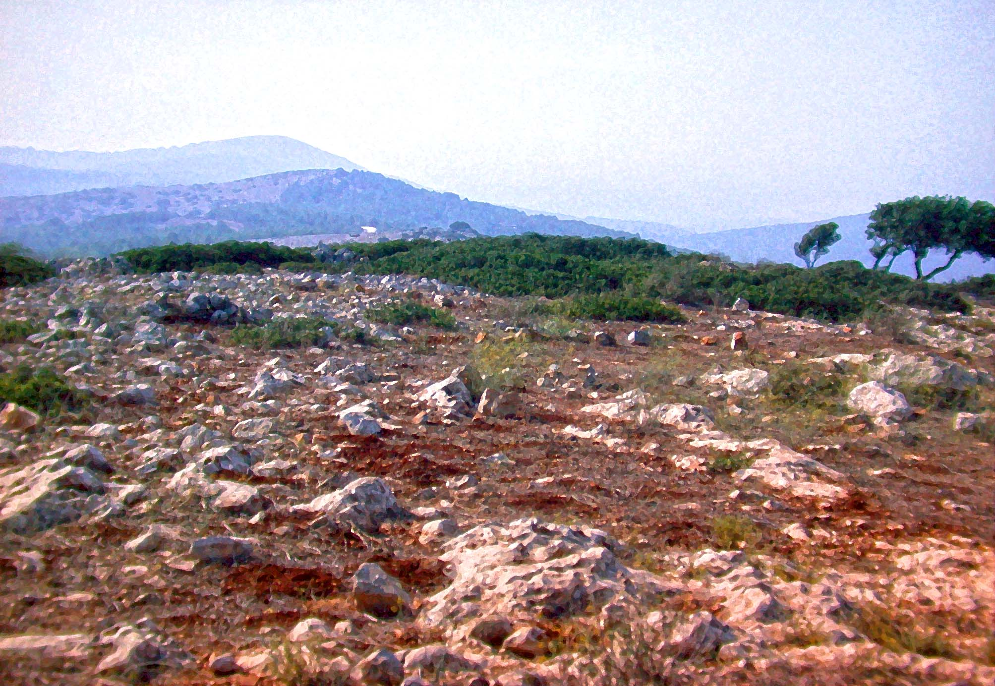 Gilboa summit