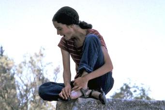 Girl on Gilboa