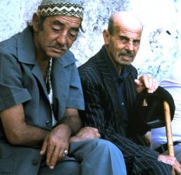 Jaffa Gate Jerusalem - Old Boys