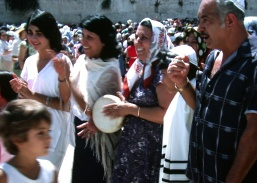 Jerusalem - Kotel Barmitzvah