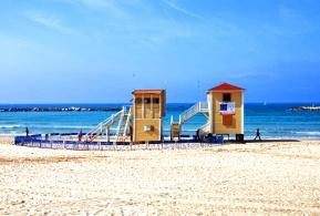 Tel Aviv - Life Guard Station