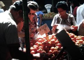 Tel Aviv - Market Scene