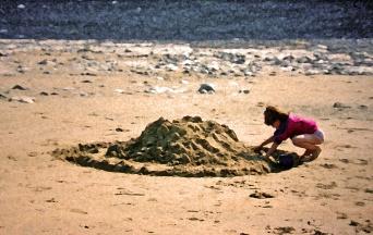 10 Sand Mound maker - Normandy