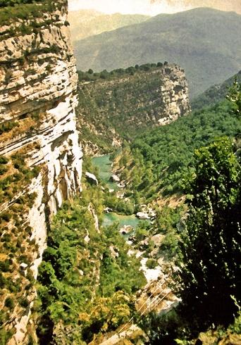 4 Verdun Canyon Walls