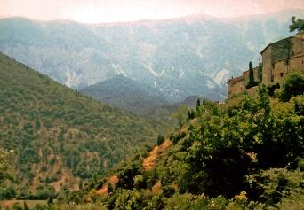 6 Mt Ventoux & Villiage