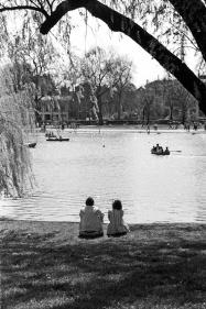 Regent's Park - Lake Scene 1