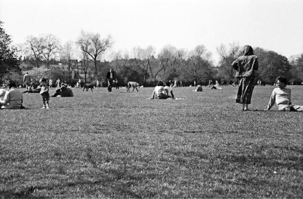 Regent's Park - People 1