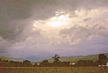 Stormy Skys over Ullswater