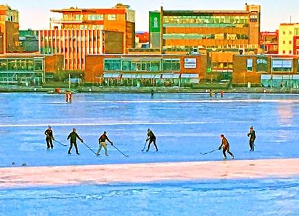 Frozen Lake 13