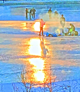 Frozen Lake 18