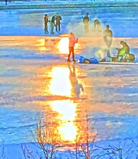 Frozen Lake 18