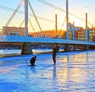 Frozen Lake 21