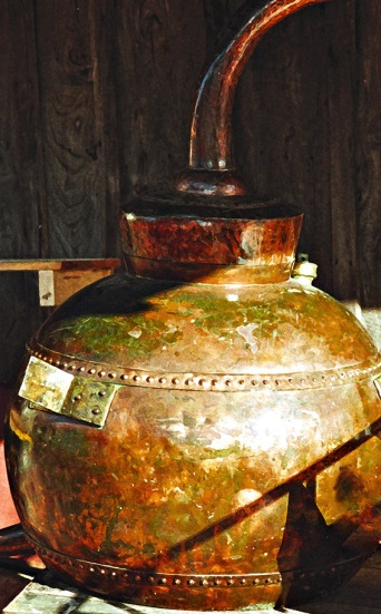 Burrow Hill - Brandy Still